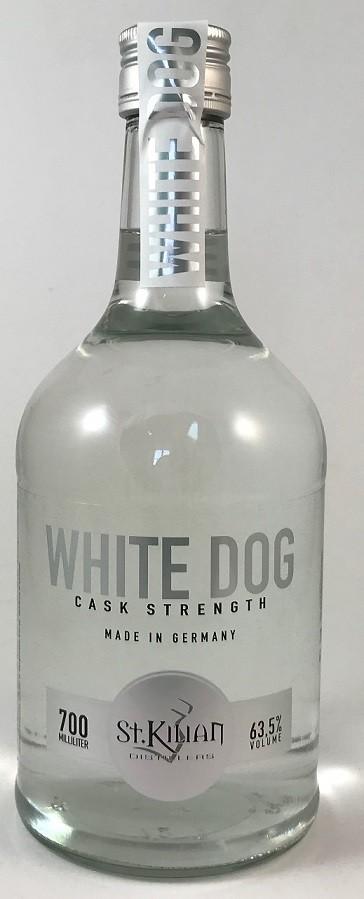 White Dog St. Kilian Cask Strength 63,5 Prozent
