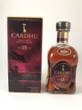 Cardhu 15 Jahre