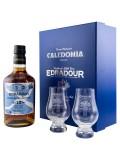 Edradour 12 Jahre Caledonia Selection Geschenkset mit 2 Gläsern