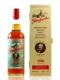 Glenfarclas Sonderedition No.21 Thomas Carlyle - Vintage 1990