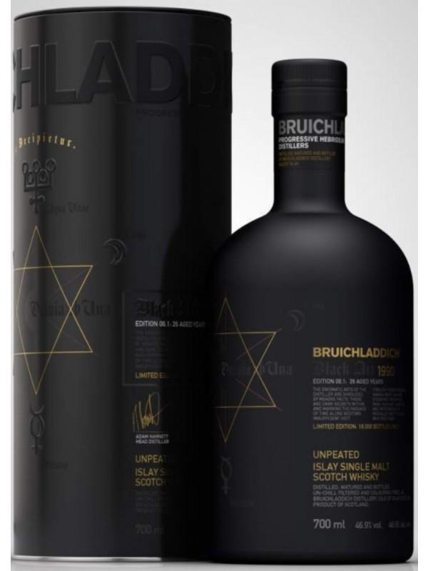 Bruichladdich Black Art 6.1 1990 / 26 Jahre