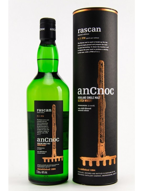 AnCnoc Rascan 11.1 PPM - Limited Edition