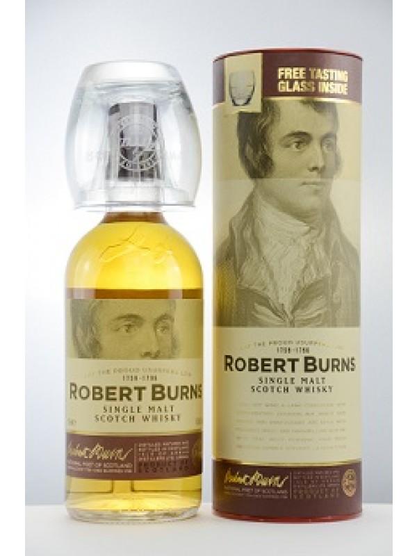 Arran Robert Burns - Single Malt mit Tumbler