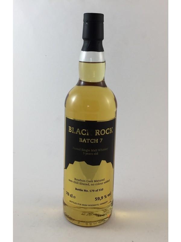 Black Rock Batch 7 Peated Irish Whiskey - limitiert
