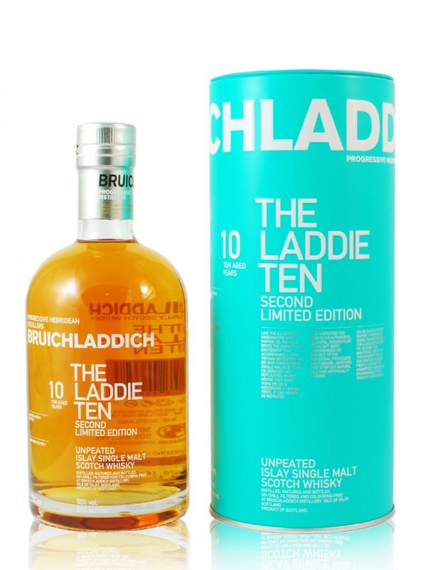 Bruichladdich 10 Jahre - The Laddie Second Edition
