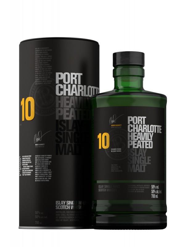 Bruichladdich Port Charlotte 10 Jahre
