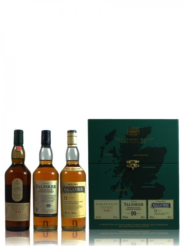 Classic Malts Collection Strong Set