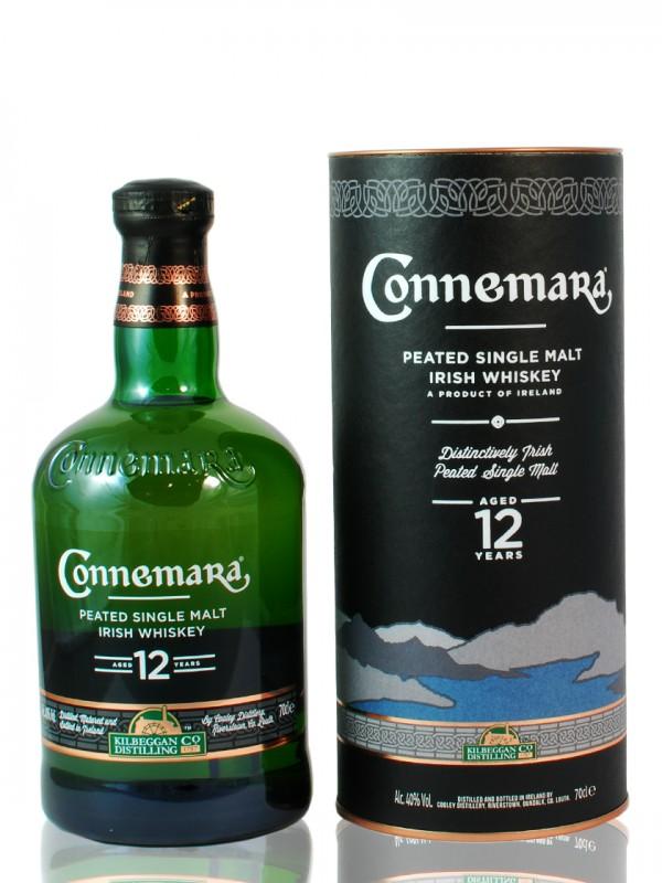 Connemara 12 Jahre Peated