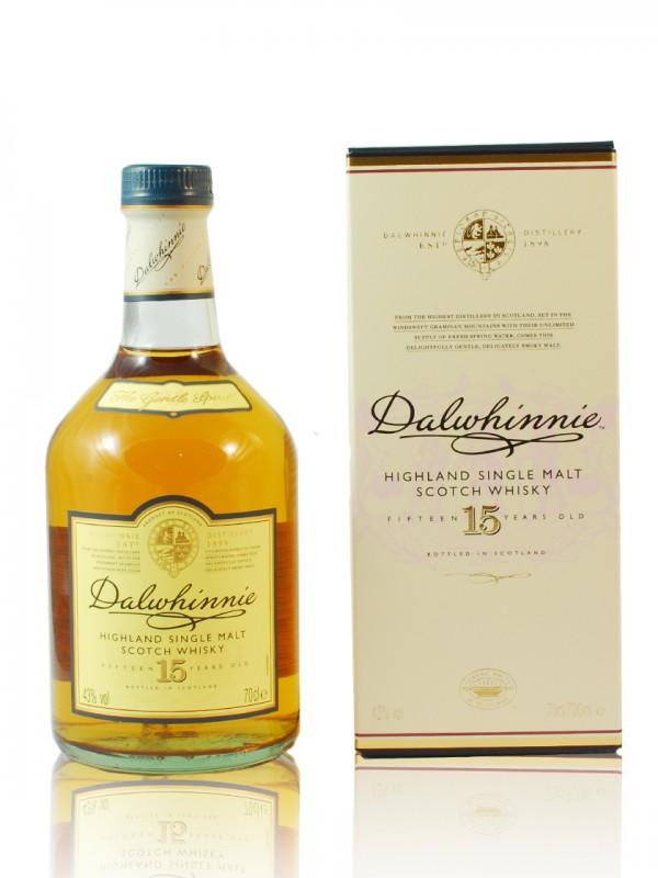 Dalwhinnie 15 Jahre