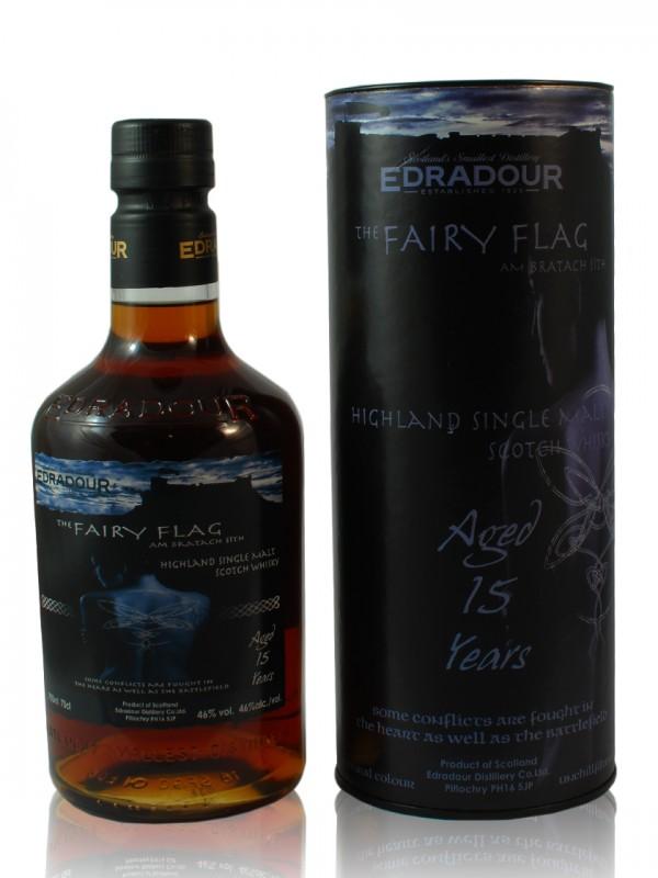 Edradour 15 Jahre Fairy Flag