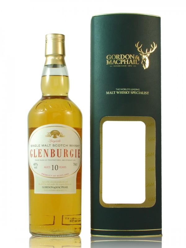 Glenburgie 10 Jahre Gordon & MacPhail