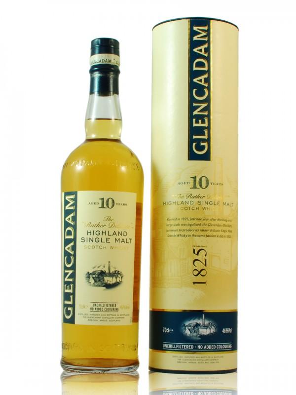 Glencadam 10 Jahre