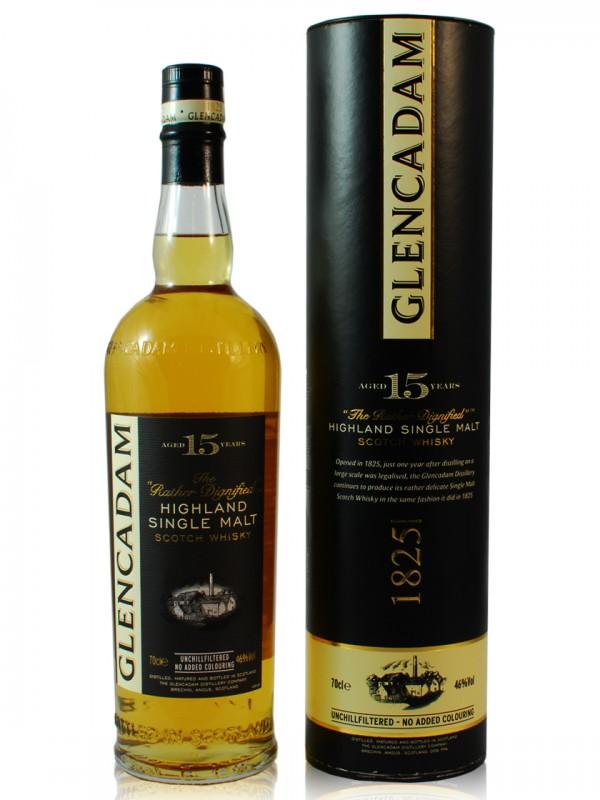 Glencadam 15 Jahre