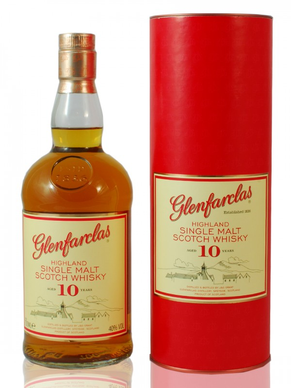 Glenfarclas 10 Jahre 0,7l