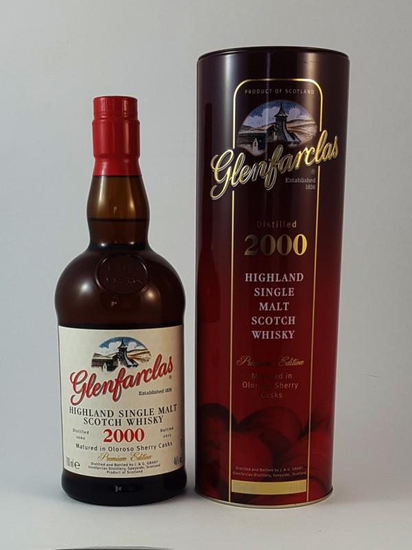 Glenfarclas 2000 / 2015 Premium Edition