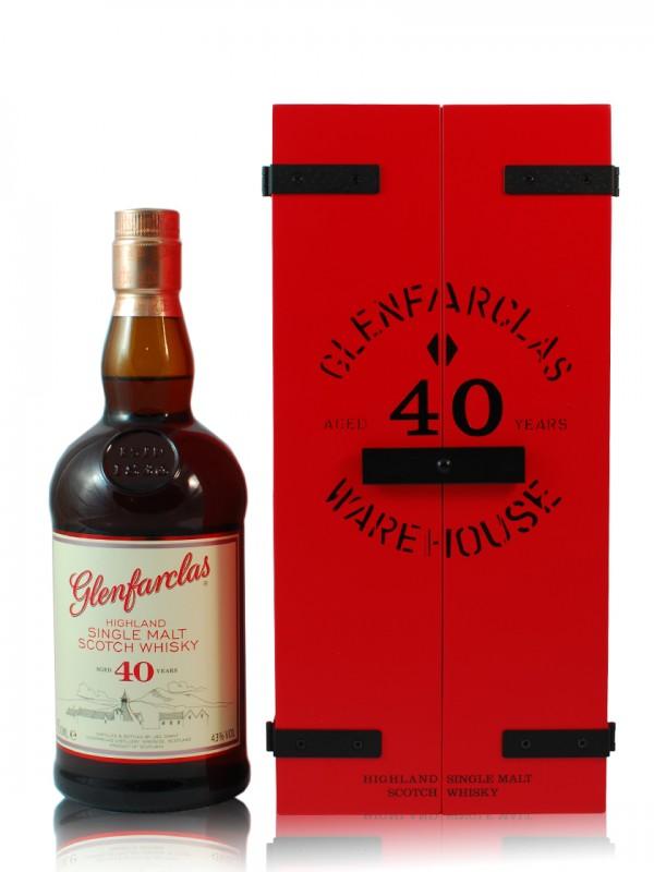 Glenfarclas 40 Jahre