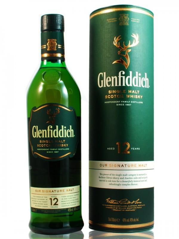 Glenfiddich 12 Jahre Signature Reserve