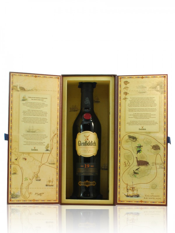 Glenfiddich 19 - Wine Cask - Age of Discovery