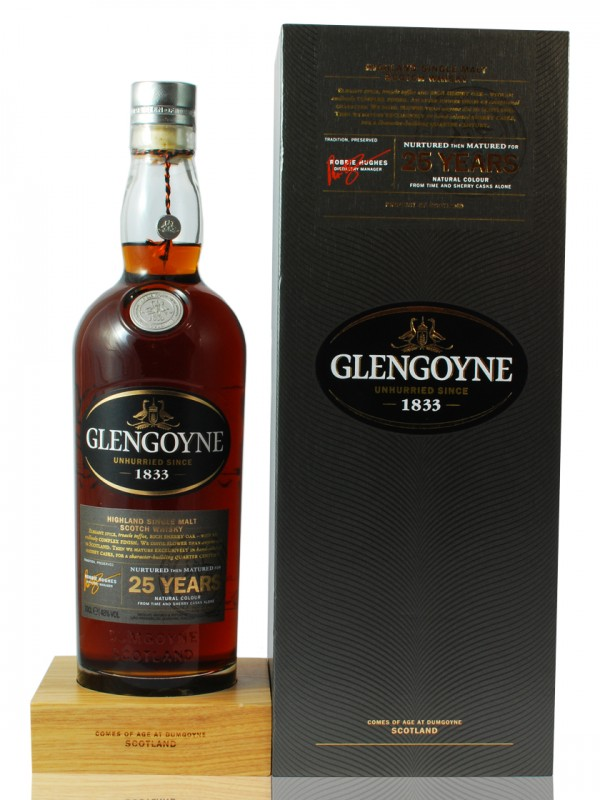 Glengoyne 25 Jahre