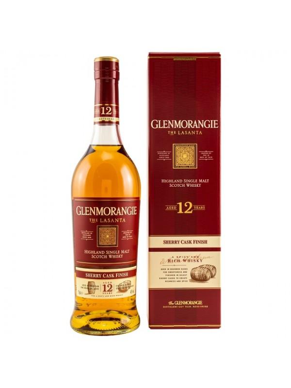Glenmorangie 12 Jahre Lasanta