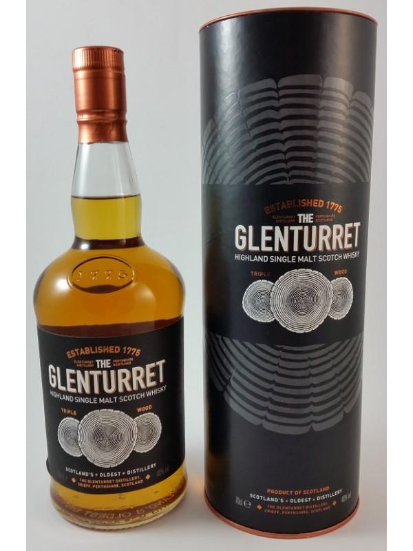 Glenturret Triple Wood