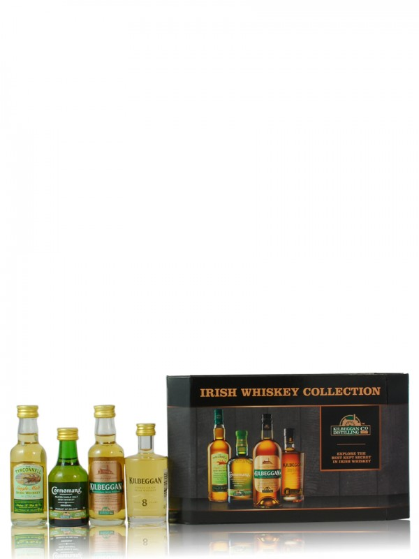 Cooley Irish Whiskey Collection