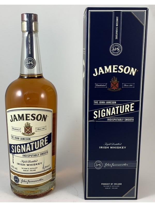 Jameson Signature Reserve Whiskey 1l