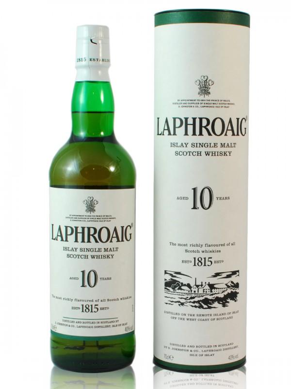 Laphroaig 10 Jahre