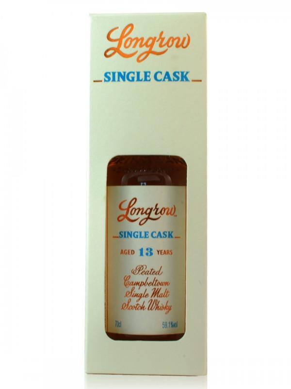 Longrow 13 Jahre Single Cask
