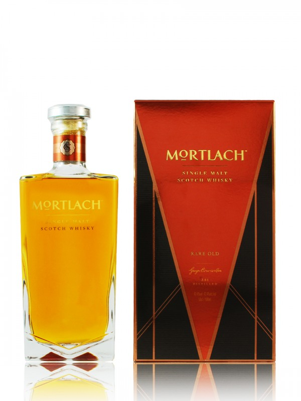 Mortlach Rare Old