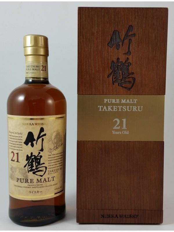 Nikka Taketsuru 21 Jahre