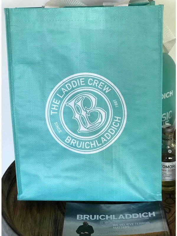 Bruichladdich Octomore 9.1 Dialogos - The Control und Laddie Bag Aktion