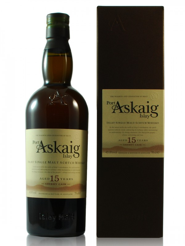 Port Askaig 15 Jahre Sherry Cask