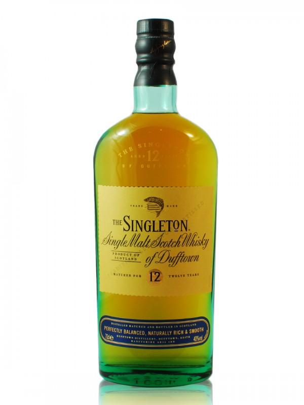 The Singleton of Dufftown 12 Jahre