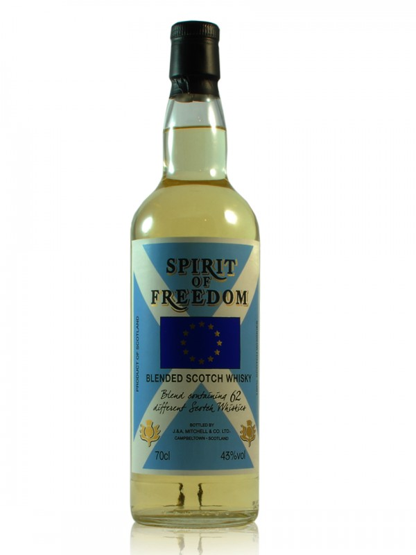 Spirit of Freedom 62 - Brexit Whisky