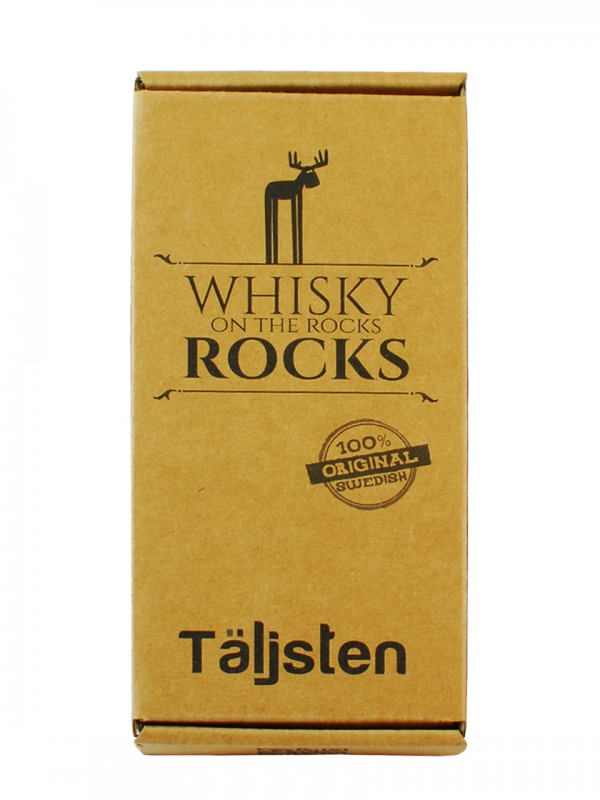 Täljsten Whisky Rocks