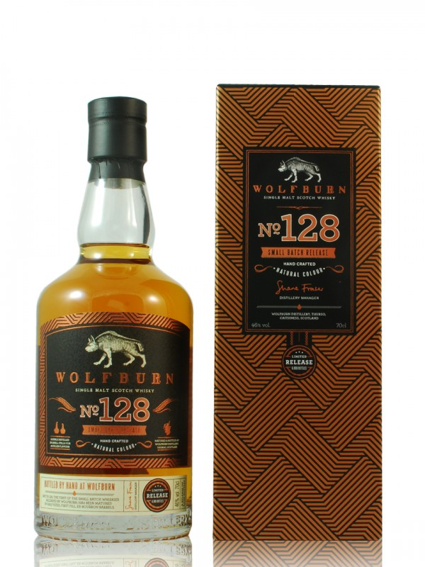 Wolfburn No.128 Small Batch