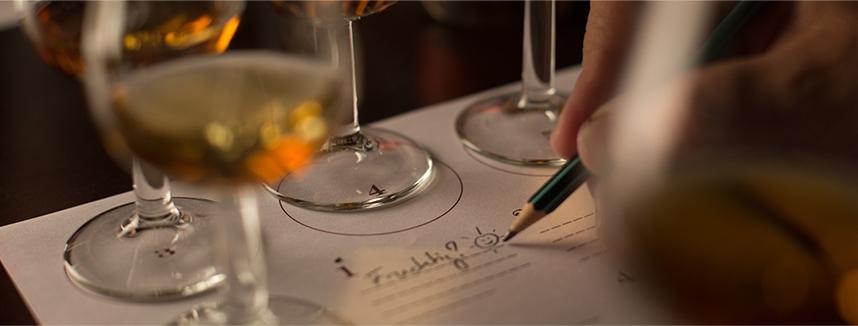 Whisky Geschmackssuche