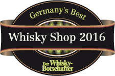 Beste Whiskey Shop 2016